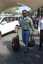 Gulshan Grover snapped at airport  on 28th Jan 2016