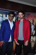 Krishna Chaturvedi, Javed Jaffrey promotes her new film Ishq Forever on 28th Jan 2016