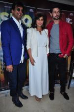 Lisa Ray, Krishna Chaturvedi, Javed Jaffrey promotes her new film Ishq Forever on 28th Jan 2016 (70)_56ab0fcd433d2.JPG