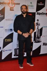 Rohit Shetty at Top Gear Awards in Mumbai on 28th Jan 2016