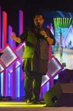 Shankar Mahadevan at Poonawala race closing night on 28th Jan 2016