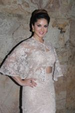 Sunny Leone at Mastizaade screening in Sunny Super Sound on 28th Jan 2016