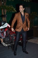 Tusshar Kapoor at Top Gear Awards in Mumbai on 28th Jan 2016