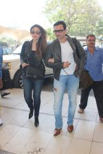 Kareena Kapoor, Saif Ali KHan snapped at airport  on 29th Jan 2016  (33)_56acb0004fba6.JPG