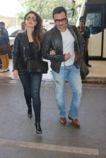 Kareena Kapoor, Saif Ali KHan snapped at airport  on 29th Jan 2016  (36)_56acb018ba1e8.JPG