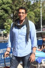 Mukesh Rishi snapped at airport  on 29th Jan 2016  (44)_56acb03055b63.JPG