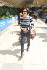 Prachi Desai snapped at airport  on 29th Jan 2016