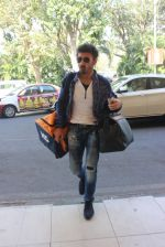 Rahul Dev snapped at airport  on 29th Jan 2016