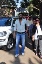 Sunil Shetty at Pitch Blue
