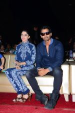 Mawra Hocane, Harshvardhan Rane  at MET Utsav on 30th Jan 2016 (49)_56ae00a3f0854.JPG