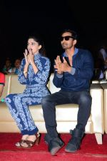 Mawra Hocane, Harshvardhan Rane  at MET Utsav on 30th Jan 2016 (48)_56ae00de5ec27.JPG