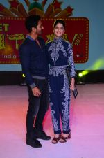 Mawra Hocane, Harshvardhan Rane  at MET Utsav on 30th Jan 2016 (52)_56ae00e05912d.JPG