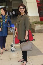 Neetu Singh snapped at airport  on 30th Jan 2016