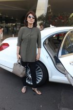 Neetu Singh snapped at airport  on 30th Jan 2016 (51)_56adfa8e0d078.JPG