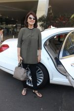 Neetu Singh snapped at airport  on 30th Jan 2016 (52)_56adfa8f34f7c.JPG