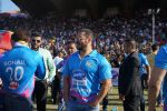 Salman Khan at Mumbai Heroes Vs Bengal Tigers CCL Match on 30th Jan 2016