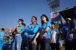 Sangeeta Bijlani at Mumbai Heroes Vs Bengal Tigers CCL Match on 30th Jan 2016