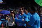 Sohail Khan at Mumbai Heroes Vs Bengal Tigers CCL Match on 30th Jan 2016