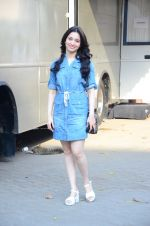 Tamannaah Bhatia snapped at Mehboob studio on 30th Jan 2016