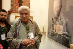 Javed Akhtar at Delhi Art Fair on 31st Jan 2016 (12)_56af1b4194aa7.JPG