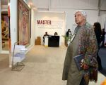 Javed Akhtar at Delhi Art Fair on 31st Jan 2016 (14)_56af1b43d53da.JPG