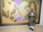 Javed Akhtar at Delhi Art Fair on 31st Jan 2016 (15)_56af1b44f3d56.JPG