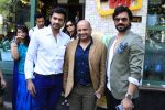 Mrunal, Rahul, Gaurav at the launch of The Beer Cafe_56af00bc02a8b.jpg