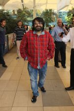 Pritam Chakraborty snapped at Airport on 31st Jan 2016