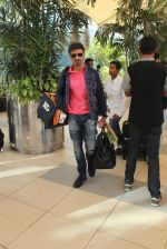 Rahul Dev snapped at Airport on 31st Jan 2016