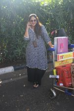 Rati Agnihotri snapped at Airport on 31st Jan 2016