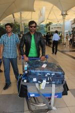Shabbir Ahluwalia snapped at Airport on 31st Jan 2016