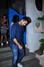 Shahid Kapoor and Mira Rajput on a dinner date at Olive on 31st Jan 2016 (11)_56af0f18c2def.JPG