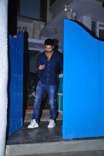 Shahid Kapoor and Mira Rajput on a dinner date at Olive on 31st Jan 2016