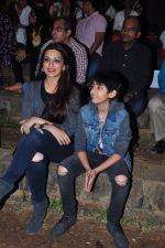 Sonali Bendre and son snapped in Mumbai on 31st Jan 2016 (18)_56af0ed908e21.JPG