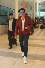 Sonu Sood snapped at Airport on 31st Jan 2016