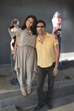 Sulaiman Merchant at Shane Falguni brunch for Rustomjee on 31st Jan 2016 (64)_56af1ca5ecdf9.JPG