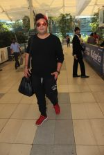 Varun Sharma snapped at Airport on 31st Jan 2016