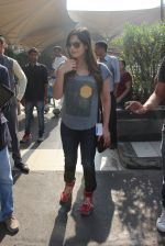 Zarine Khan snapped at Airport on 31st Jan 2016 (31)_56af123b2ccd5.JPG