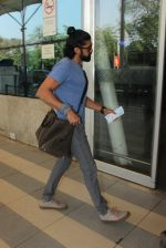Farhan Akhtar snapped at airport on 1st Feb 2016
