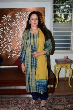 Hema Malini meets press on plot allotment issue on 1st Feb 2016 (24)_56b05ad8eb233.JPG