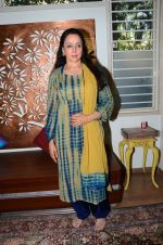 Hema Malini meets press on plot allotment issue on 1st Feb 2016 (43)_56b05ae7de591.JPG