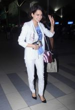Kangana Ranaut returns from Delhi on 1st Feb 2016