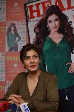 Raveena Tandon at Health magazine launch on 1st Feb 2016 (25)_56b05c5fc2874.JPG