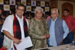 Subhash Ghai, Javed Akhtar, Ramesh Sippy at Radio Mirchi Jury meet on 1st Feb 2016