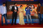 Vaibhav Tatwawadi & Prarthana Behere at Mr and Mrs Sadachari music launch on 1st Feb 2016 (8)_56b05bb607c76.JPG