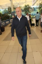 Anupam Kher snapped at airport on 2nd Feb 2016
