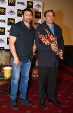 Dharmendra and Sunny Deol in Delhi for Ghayal once again on 2nd Feb 2016 (29)_56b1b231d2540.jpg
