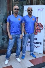 Raghu Ram, Rajiv Laxman at Box Cricket League press meet on 2nd Feb 2016 (28)_56b1b1235f028.JPG