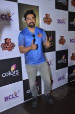 Rannvijay Singh at Box Cricket League press meet on 2nd Feb 2016 (37)_56b1b140585c7.JPG
