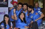 Rannvijay Singh, Barkha Bisht, Bharti Singh at Box Cricket League press meet on 2nd Feb 2016 (39)_56b1b1422d0f6.JPG